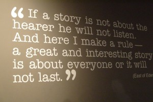 Structure your story well