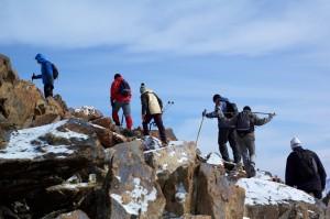 mountain-climbers