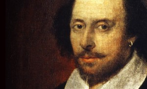 Being William Shakespeare