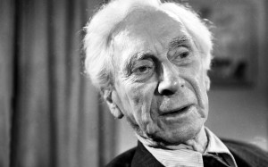 Being Bertrand Russell